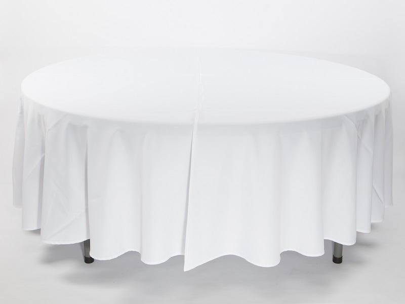 Körabrosz, fehér 280cm