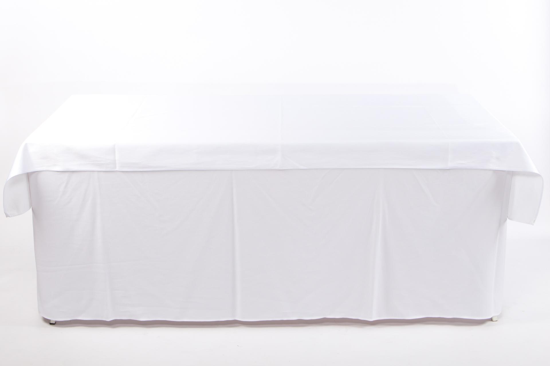 Kasír, egyenes fehér 6m