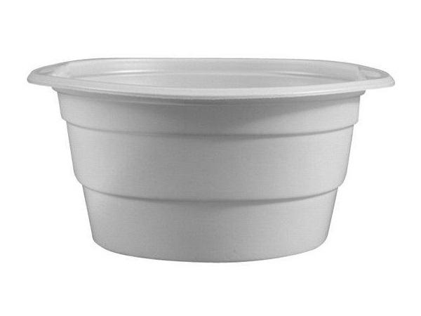 Műanyag gulyás tányér