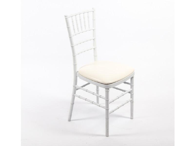Amerikai szék, fehér (műgyanta)