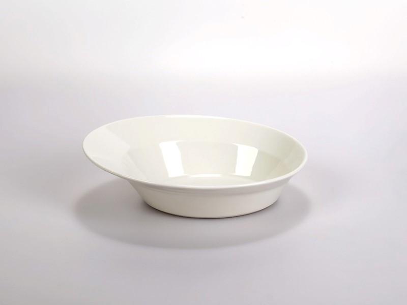 Leveses tányér, ovál