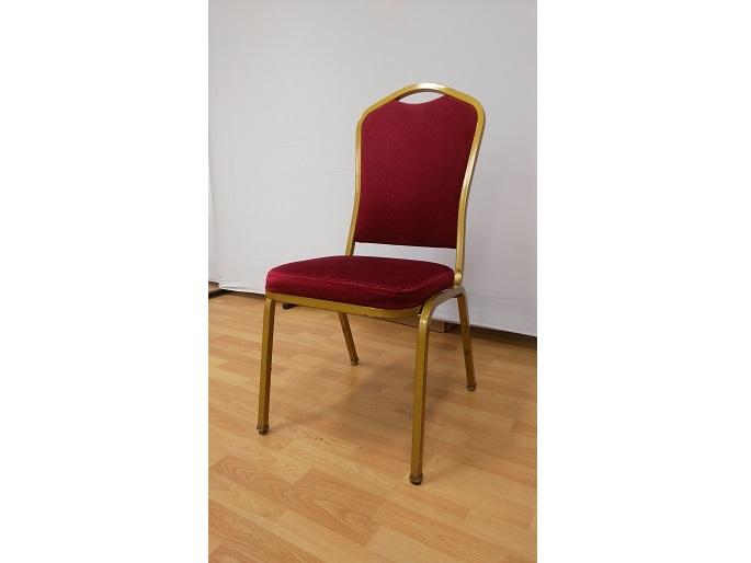 Bankett szék, bordó