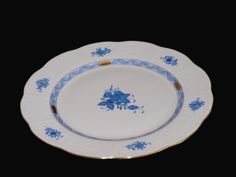 Főétel tányér Herendi