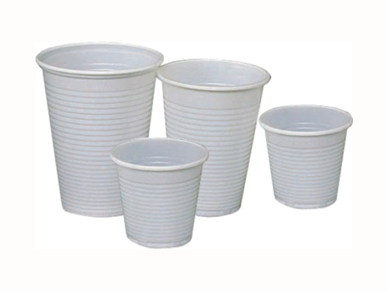 Műanyag pohár 0,3l