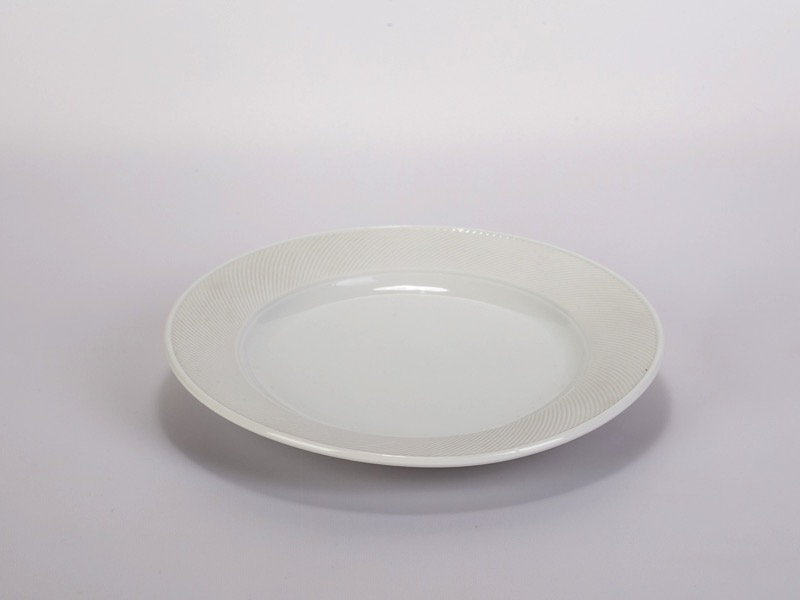 Desszert tányér, Tognana Graffiti 19cm