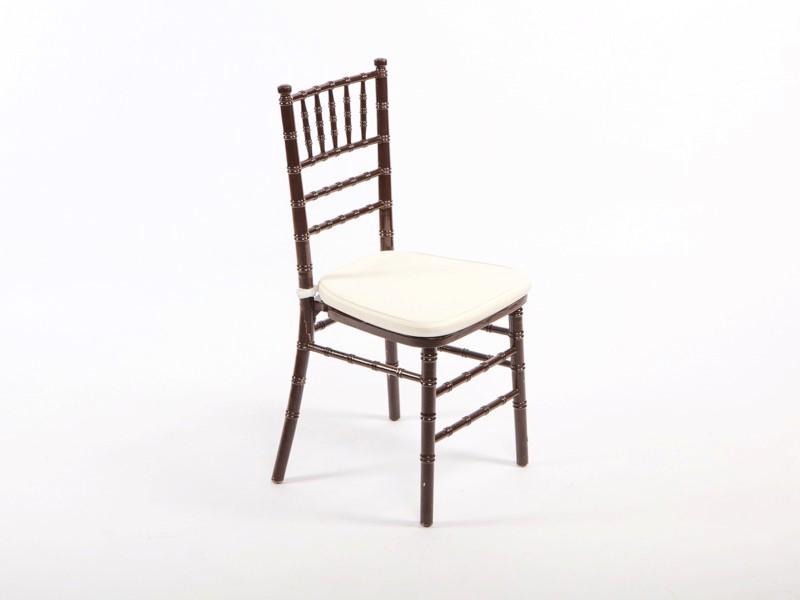 Amerikai szék, barna (fa)