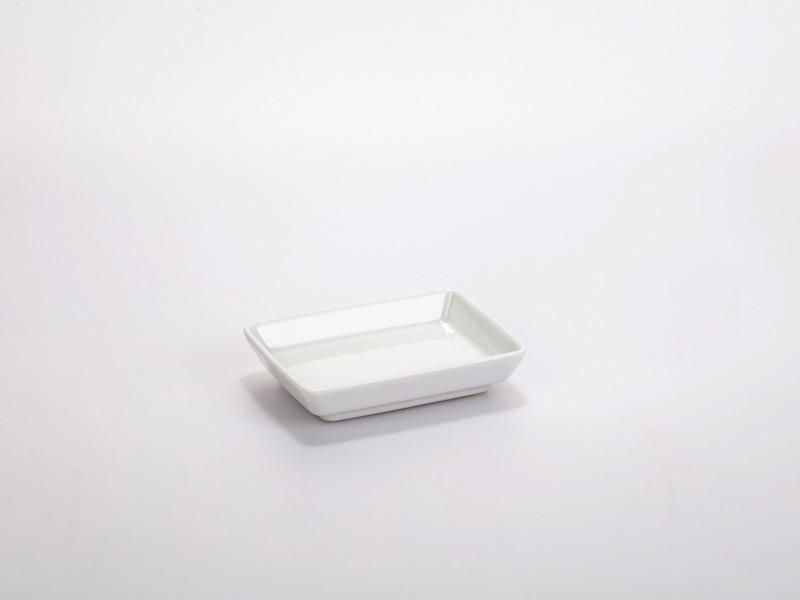 Fingerfood porcelán tálka 10*8cm