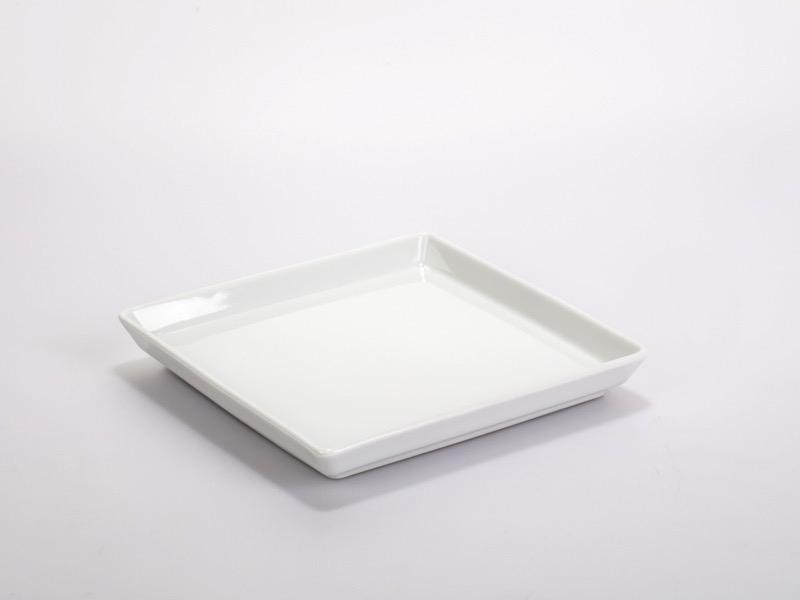 Fingerfood porcelán tálka 16*16cm