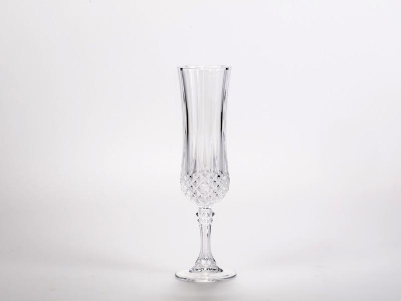 Pezsgős pohár Kristály