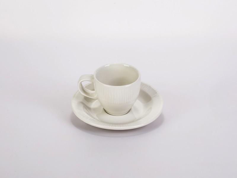 Kávés csésze aljjal, Churchill Bamboo