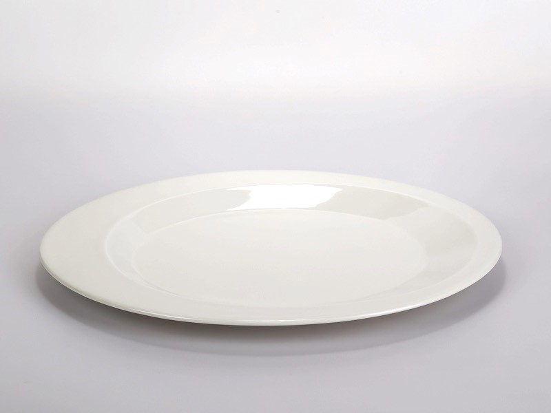 Desszert tányér, ovál 25*20cm
