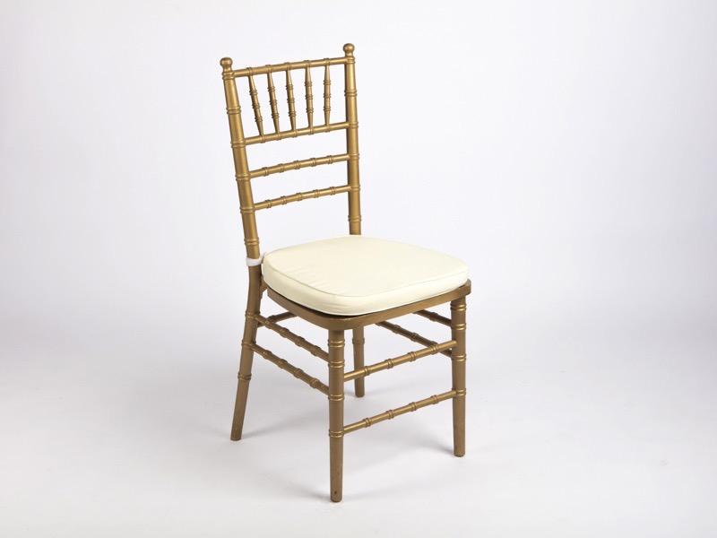 Amerikai szék, arany (fa)
