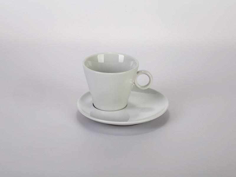 Teás csésze aljjal Elegant